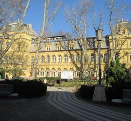 Lukacs Baths Hungary