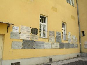 Lukacs Baths Wall of Testimonials