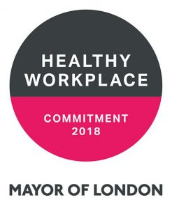 Healthy Workplace Charter Feel Good Co-operative