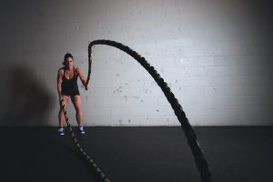 Functional Training Battle Rope