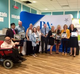 The 2019 Bexley Business Excellence Awards winners
