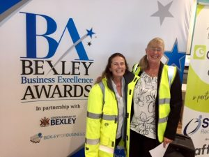 Bexley Business Excellence Awards winners reception