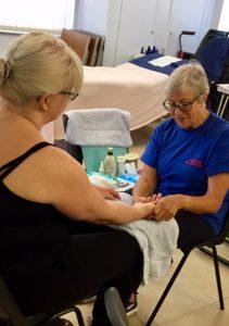 Hand Massage Feel Good Co-operative