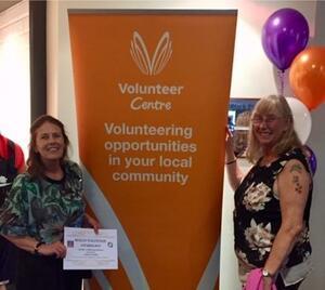 Bexley Volunteer Awards 2019 Kate Turnbull